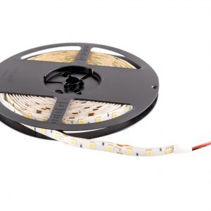 LED Лента бяла 6000-6500K 28.8W IP20 5m - technoled.eu