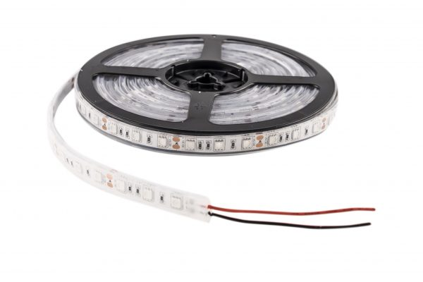 LED Лента, бяла, 2800~3200K, 14.4W, IP67,220V, 5m -technoled.eu