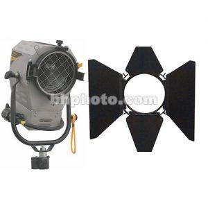 DeSisti 1200W Rembrandt Piccolo Mk2 HMI Fresnel Cable Barndoors - technoled.eu