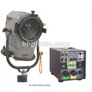 DeSisti Rembrandt 1200 Watt HMI Fresnel Kit - technoled.eu
