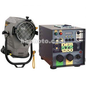 DeSisti Rembrandt 1200 Watt HMI Fresnel Kit Bulb - technoled.eu