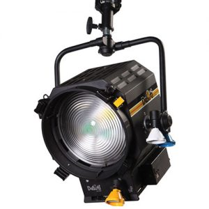DeSisti LED Leonardo 120W Fresnel P.O. - Tungsten Balanced - technoled.eu