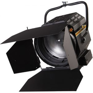 DeSisti LED Leonardo 120W Fresnel M.O. - Daylight Balanced - technoled.eu