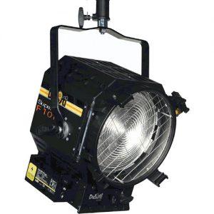 DeSisti LEONARDO Super F10 Балансиран за Tungsten LED Fresnel прожектор - technoled.eu