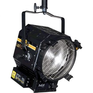 DeSisti LEONARDO 10 Балансиран за дневна светлина LED Fresnel прожектор - technoled.eu