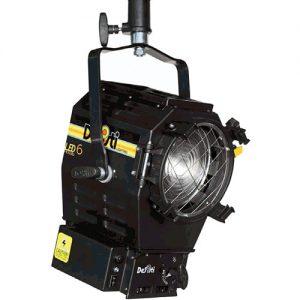 DeSisti LEONARDO 6 Piccolo Балансиран за дневна светлина LED Fresnel прожектор - technoled.eu