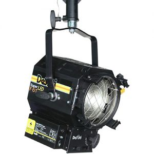 "DeSisti Super LED F6 Vari-White 6"" Fresnel"