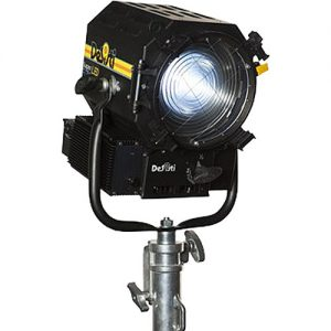DeSisti Super F7 Балансиран за Tungsten LED Fresnel прожектор - technoled.eu