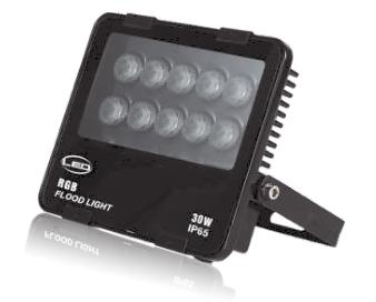 LED nano flood projector 30W