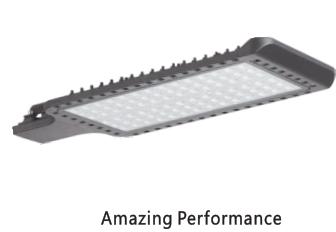 LED smart nano street lamp 80w