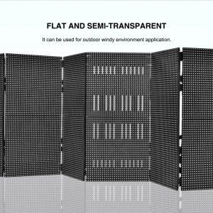 LED Display Z-Folding Design
