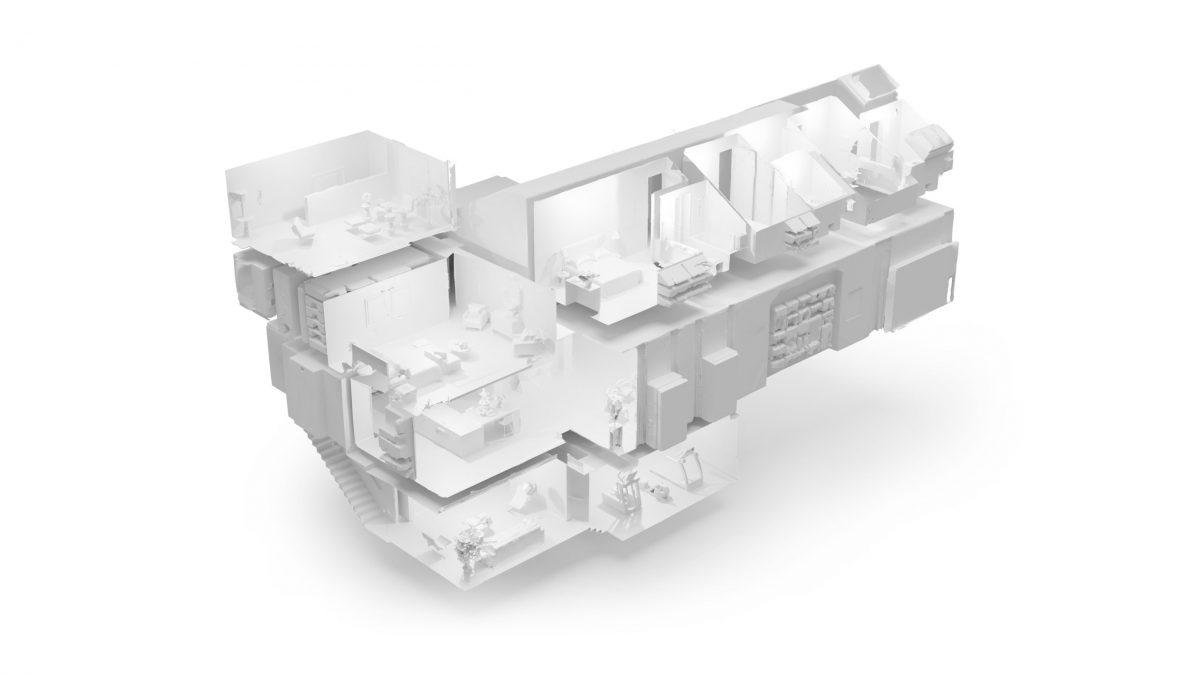 3D макетно изложение